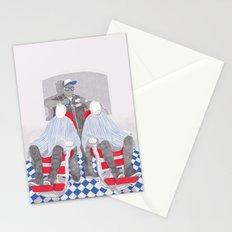 Barbershop Stationery Cards