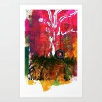 PLANETSUMMER Art Print