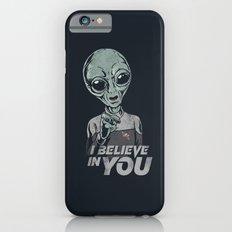 i believe in you iPhone 6 Slim Case