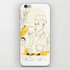 Poster of LGBT Londoners iPhone & iPod Skin