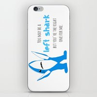 Left Shark is Right iPhone & iPod Skin