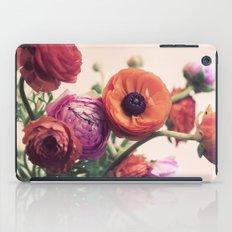 Ranunculus iPad Case