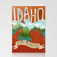Idaho Stationery Cards