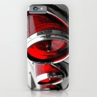 iPhone & iPod Case featuring Impala taillights by Vorona Photography