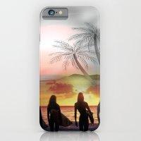 Surf Watch iPhone 6 Slim Case