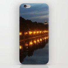 Rome evening iPhone & iPod Skin