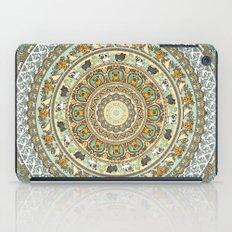 Pug Yoga Medallion iPad Case