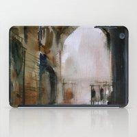 Under the Ali Qapu palace iPad Case