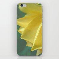 Garden Yellow iPhone & iPod Skin