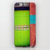Loading Bay iPhone & iPod Skin