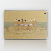 Waiting For The Catch Laptop & iPad Skin