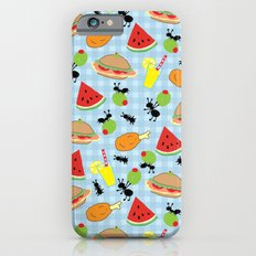 Funny Picnic Food iPhone 6 Slim Case