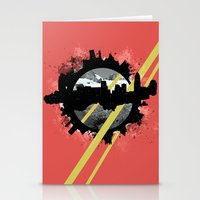 The Event Horizon Stationery Cards