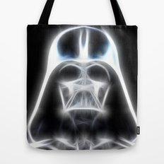 Darth Vader Electric Ghost Tote Bag