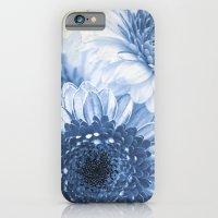 Blue Gerbera  iPhone 6 Slim Case