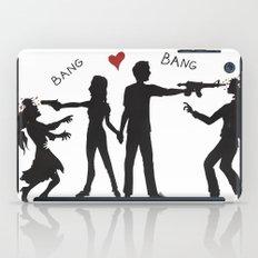 Zombie Hunting III iPad Case