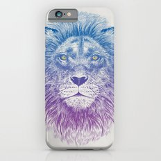 Face of a Lion iPhone 6 Slim Case