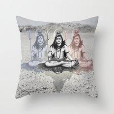 Shiva Throw Pillow
