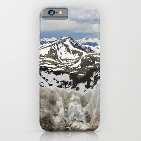 Peaks iPhone & iPod Case