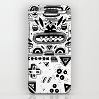 Costok 1 iPhone & iPod Skin