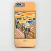 The Scream by Munch iPhone 6 Slim Case