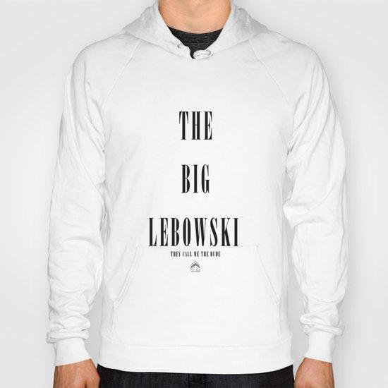 The Big Lebowski Hoody