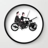 Eames Wall Clock
