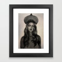 RUSHKA Framed Art Print