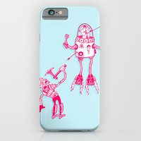 attack! iPhone 6 Slim Case