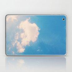 lazy cloud Laptop & iPad Skin
