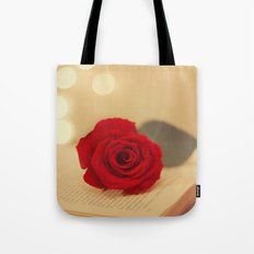 Romance Novel Tote Bag