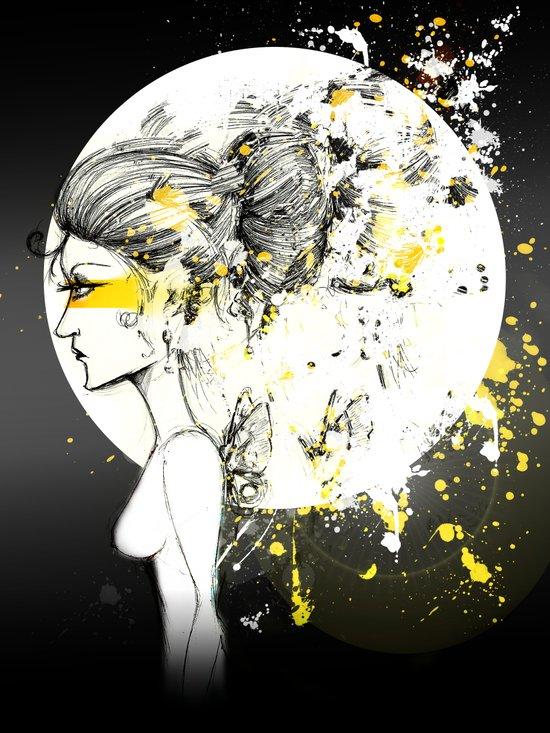 Dream Figment Art Print
