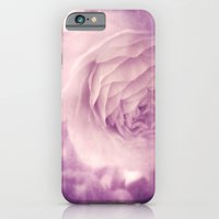 Vintage Ranunculus iPhone 6 Slim Case