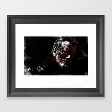 Marv Sin City Framed Art Print