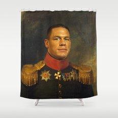John Cena - replaceface Shower Curtain