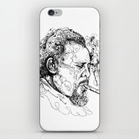 Mingus iPhone & iPod Skin