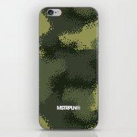 MPat Camouflage Pattern iPhone & iPod Skin