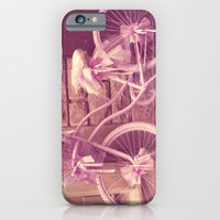 iPhone & iPod Case featuring lavender love by Julia Kovtunyak