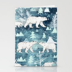 Ice Bears Stationery Cards
