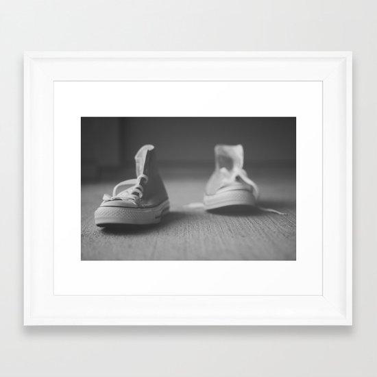 conversely  Framed Art Print