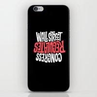 Wall Street Regulates Co… iPhone & iPod Skin