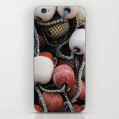 Fishing net iPhone & iPod Skin