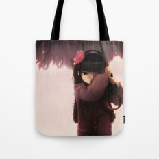 Rainy days Tote Bag