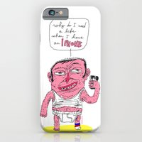 iPhone & iPod Case featuring and it's a phone too ? by QN Benoit TRUONG