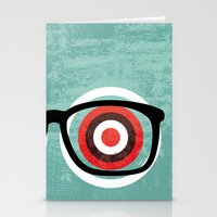 bullseyes Stationery Cards