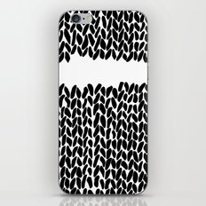 Missing Knit     iPhone & iPod Skin