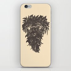Caveman iPhone & iPod Skin