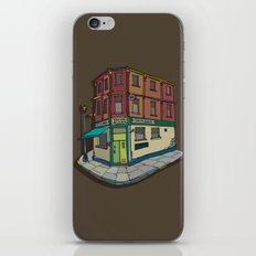 brickhouse iPhone & iPod Skin