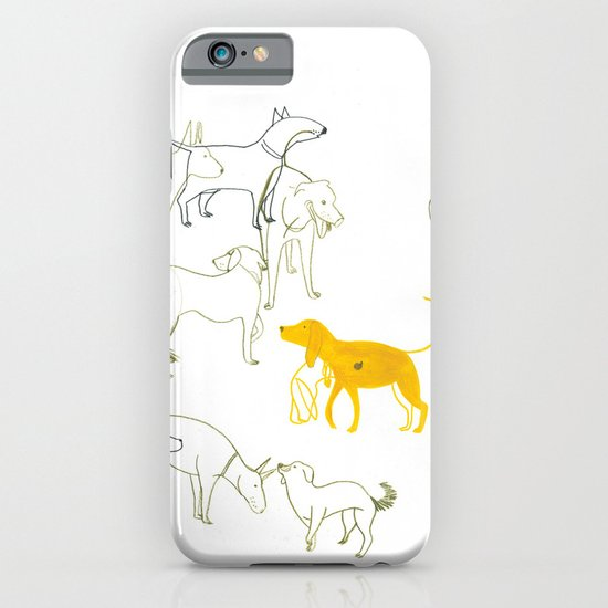 DOGS iPhone & iPod Case