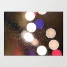 Lights. Canvas Print